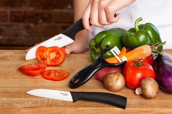 best ceramic knives, best ceramic knife set