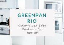 GreenPan Rio Ceramic Non Stick Cookware Review