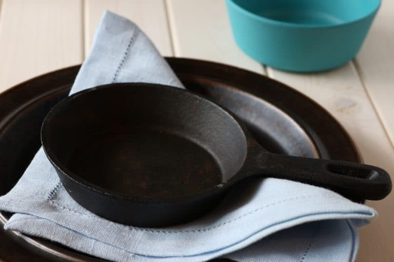 protecting cast iron from rust