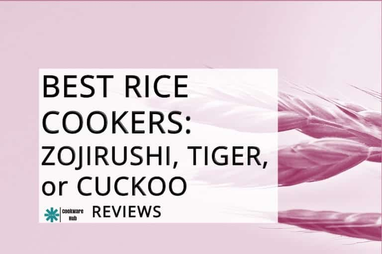 best rice cookers zojirushi