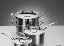 Premium Made In Stainless Steel Cookware Review