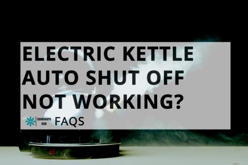 KETTLE TURNING ITSELF ON AND OFF BY ITSELF