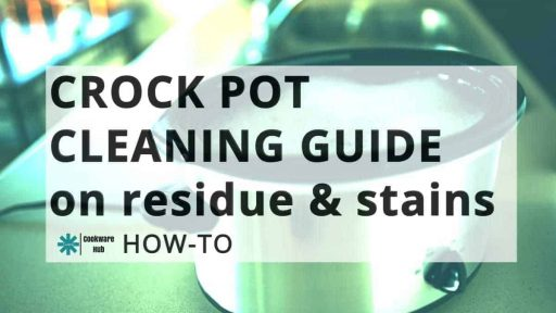 How To Clean Crock Pot Inside Out and Top To Bottom