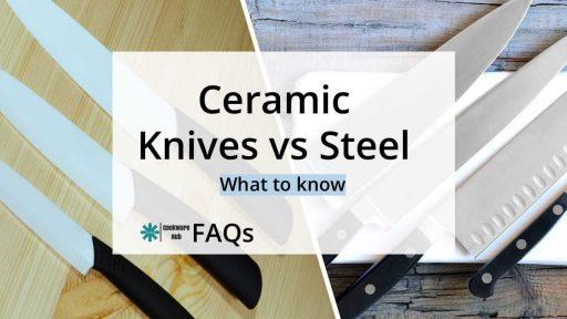 Testing Ceramic Knives Vs Steel: What Works Better?