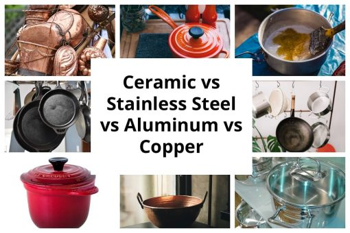 ceramic vs stainless steel