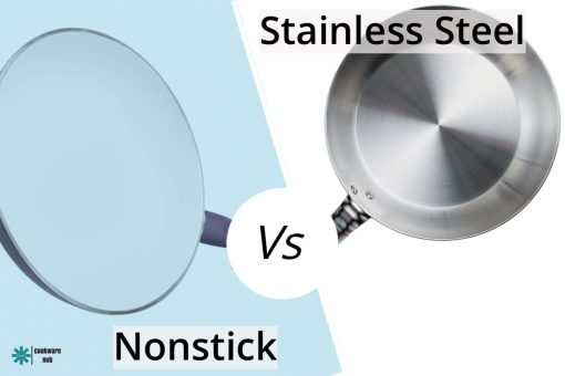 stainless steel vs nonstick
