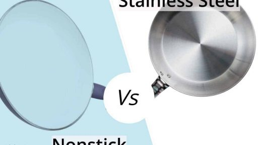 Choosing Between Stainless Steel And Nonstick: What To Buy?