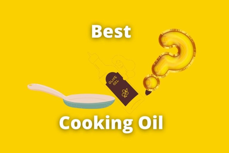 best cooking oil for nonstick