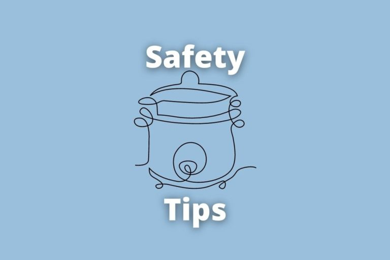 Safe tips Instant Pot