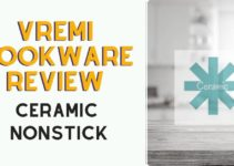 Vremi Cookware Review | 8 Piece Ceramic Nonstick Set