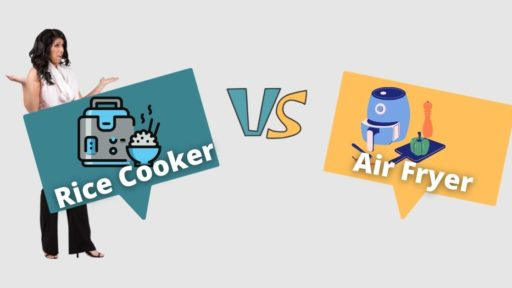 Rice Cooker or Air Fryer: How to Decide What to Buy