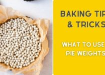 Pie Weights Substitute Options When Blind Baking